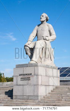 Konstantin Tsiolkovsky Monument