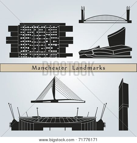 Manchester Landmarks And Monuments