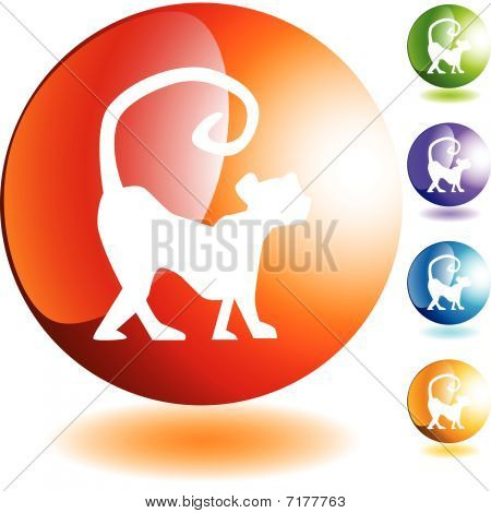Chinese Zodiac Sign Icon