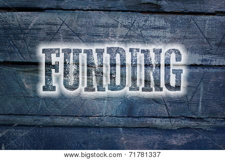 Funding Concept
