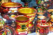foto of handicrafts  - Khokhloma - JPG