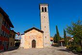 ������, ������: Cividale Del Friuli Church Santi Pietro E Biagio