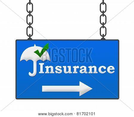 Insurance Signboard