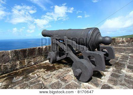Brimstone Hill Fortress - Saint Kitts