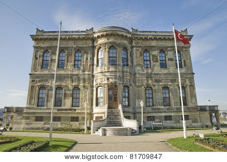 Kucuksu Palace, Istanbul, Turkey