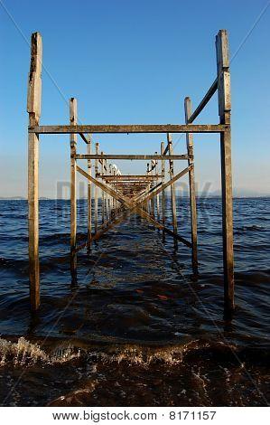 Worn Pier