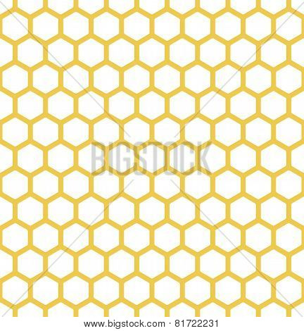 Honeycomb Background - Endless