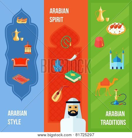 Arabic Culture Banner