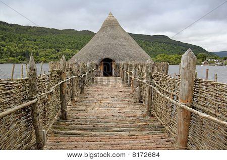 Iron Age Crannog Loch Tay