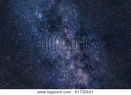 Stardust Of Milky Way