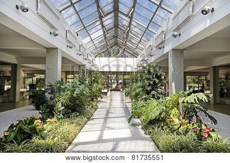 House of Flowers (Mausoleum of Josip Broz Tito), Belgrad, Serbia