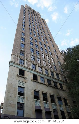 San Antonio River Building