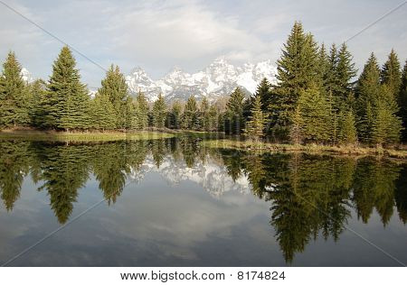 Schwabacher's Landing, Grand Teton National Park, Wyoming