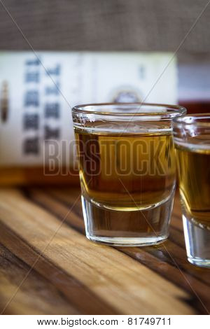 Shots Of Whiskey
