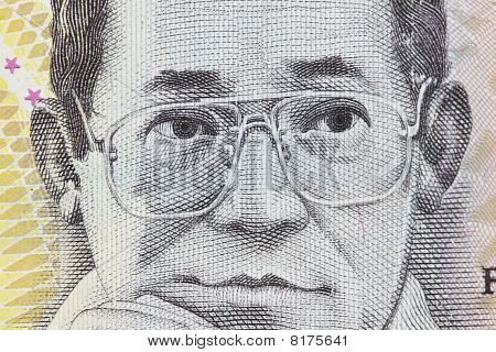 Ninoy Aquino Of 500 Philippine Peso