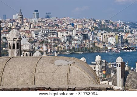 Bosphorus Crossing Istanbul