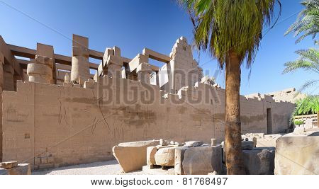 The Karnak Temple Complex, Luxor