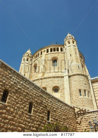 Jerusalem cathedral