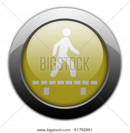 Icon, Button, Pictogram Boardwalk