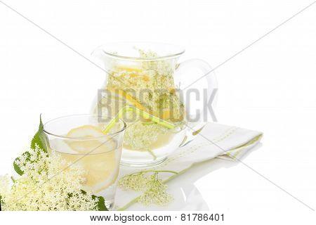 Elderberry Lemonade.