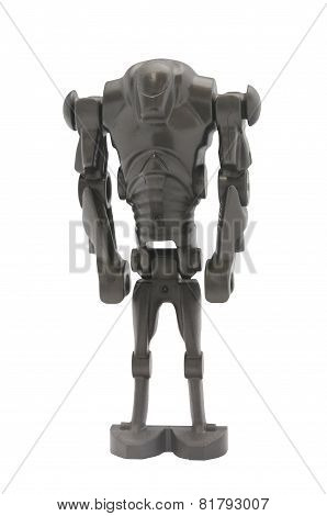 Super Battle Droid Lego Minifigure