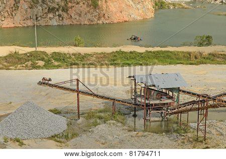 Abandoned Stone Mine