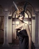 Постер, плакат: Easter Bunny