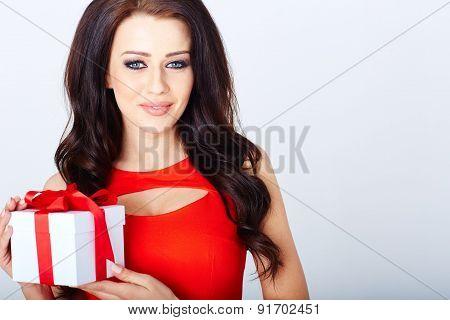 Fashion photo of luxury