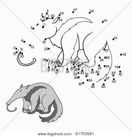 Numbers Game (anteater)