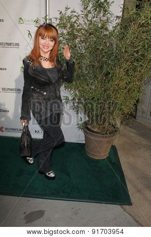 LOS ANGELES - MAY 26:  Judy Tenuta at the