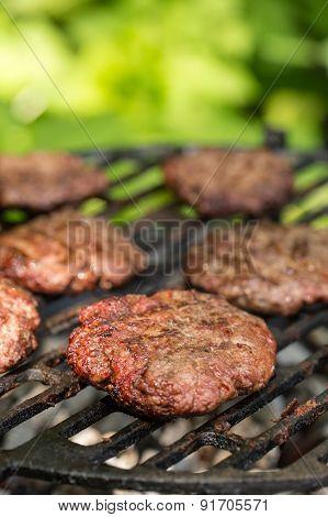 Tasty Beef Burgers