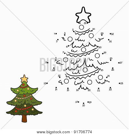 Numbers Game (christmas Tree)