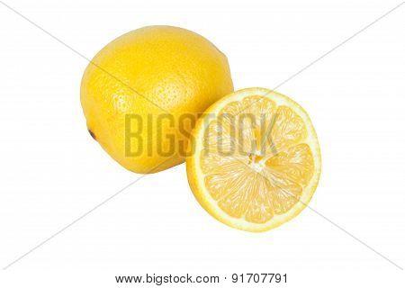One And A Half Lemons
