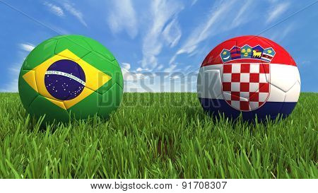 Brazil - Croatia