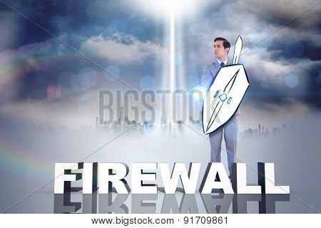 Corporate warrior against firewall