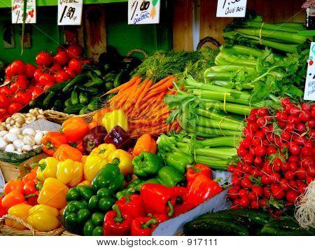 Jean-talon farmer's market