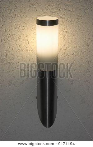 Glowing Outdoor Lantern