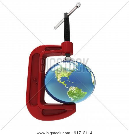 Earth Onder Pressure