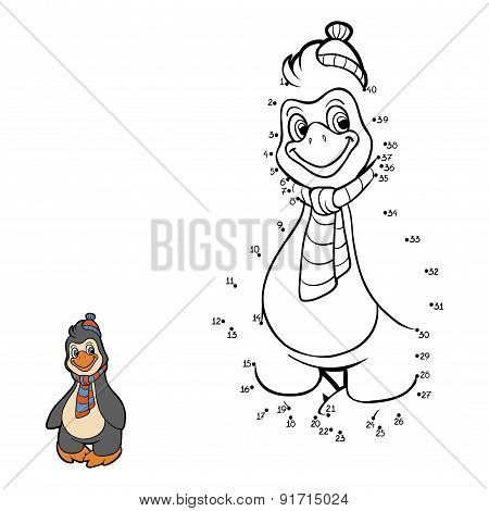 Numbers Game (penguin)