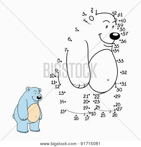 Numbers Game (polar Bear)