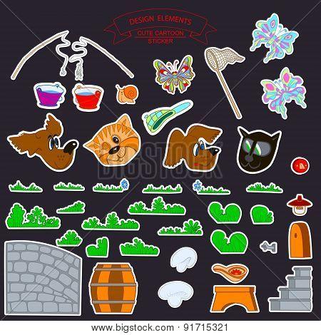 Stickers Kids