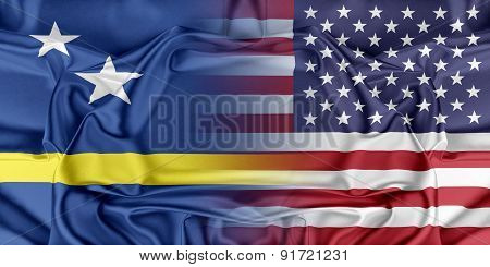 USA and Curacao