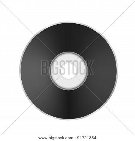 Dark Compact Disc.