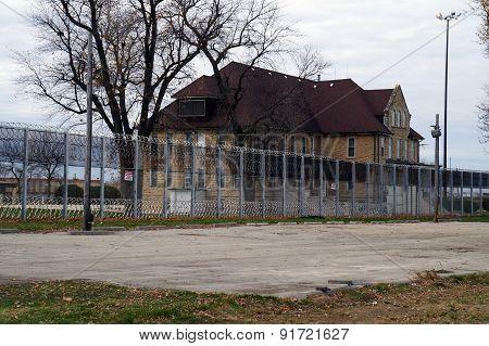 Joliet Juvenile Prison