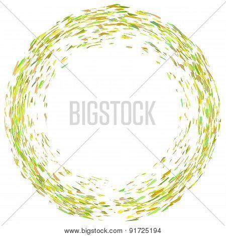 Confetti Circle
