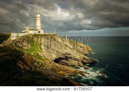 Bella Vista Lighthouse (santander, Spain)