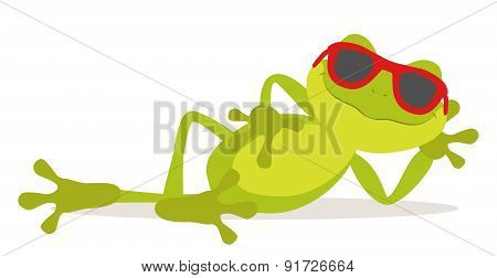 Lazy Frog