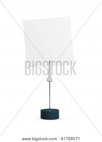 Sticky Post Holder