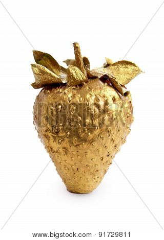 Gold Strawberry