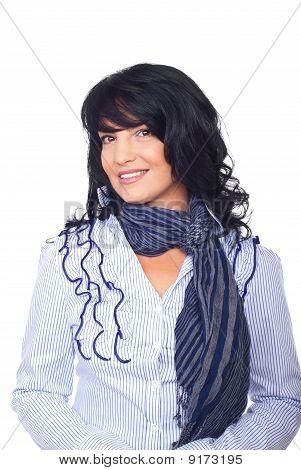 Executive Woman With Attitude